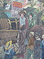 Holloway Circus - Horse Fair mural mosaic (8383014561).jpg