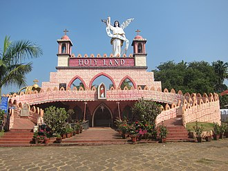Chalakudy - Holy Land at Chalakudy Church