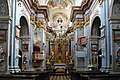 Holy Trinity Church (interior), 48 Krakowska street, Kazimierz, Krakow, Poland.jpg