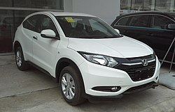 Honda Vezel China 2016-04-13.jpg