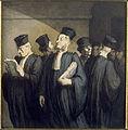 Honoré Daumier - Avant l'audience - Google Art Project.jpg