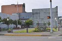 Hoquiam, WA - Chevron Veterans Memorial Park 01.jpg