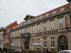 Hotel Stadt Hamburg Gutersloh