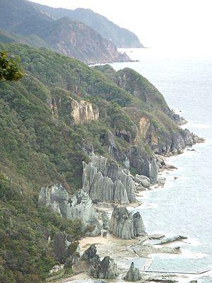 Sai, Aomori - Hotokegaura coastline