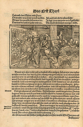 De Officiis - From a German edition – 1531