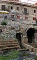 House built over the ancient Roman odeon - Taormina - Italy 2015.JPG