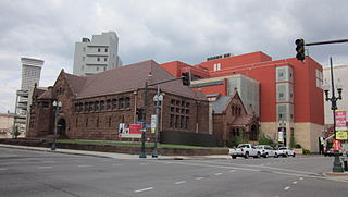 Ogden Museum of Southern Art Art museum in Louisiana, United States