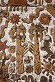 Huaca de la Luna - Detalle de relieve con personajes míticos.jpg