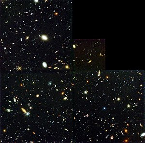 Campo Profundo do Hubble (The Hubble Deep Field-HDF)