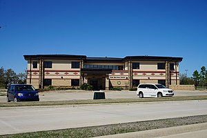 Choctaw Nation of Oklahoma - Choctaw Nation Tribal Services Center in Hugo, Oklahoma