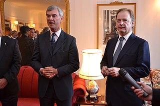 Nigel Haywood British diplomat