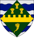 Coat of arms of Huntingdonshire
