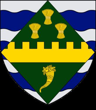 Huntingdonshire - Image: Hunts Co A
