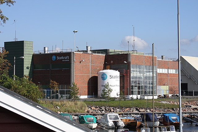Hurum Osmosis Power Plant