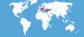 Hyles vespertilio habitat map.png