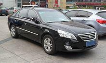 2009 2017 Hyundai Sonata Ling Xiang China