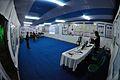 ICMR Pavilion Interior - Sundarban Kristi Mela O Loko Sanskriti Utsab - Narayantala - South 24 Parganas 2015-12-23 7713.JPG