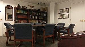 Emerson Preparatory School - The Emerson 1852 room