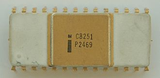 Intel 8251 - Intel C8251