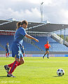 Iceland - Serbia-2011 FIFA Women's World Cup qualification UEFA Group 1 (3833675784).jpg
