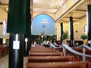 Iglesia Preciosa Sangre de Cristo%2C Venustiano Carranza%2C Distrito Federal%2C M%C3%A9xico