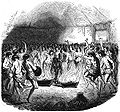 Igorot funeral and dessication, early 1800s.jpg