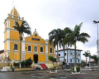 Itapecerica da Serra - Image: Igreja matriz de Itapecerica da Serra