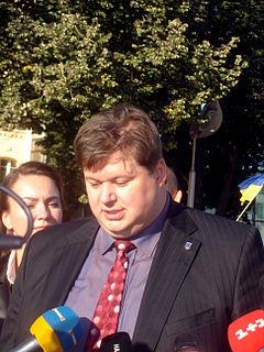 Ihor Baluta Ukrainian politician and paediatrician