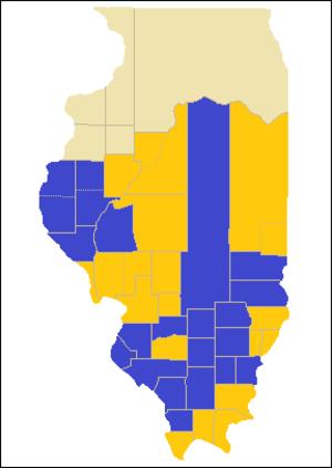 Illinois gubernatorial election, 1826 - Image: Il gub election, 1826