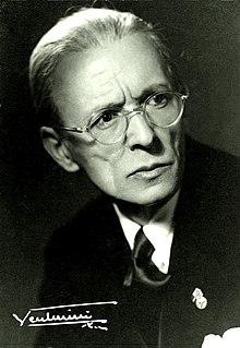Ildebrando Pizzetti Italian composer