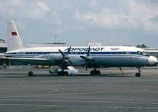 Aeroflot Flight 1036 aviation accident
