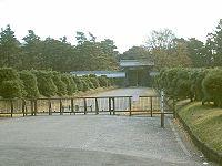 Imperial Palace Tokyo Hanzomon Gate