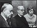 In Noordwijk is het Pastoraal Concilie bijeen. Prof. dr. A.J. Bronkhorst van de , Bestanddeelnr 119-0650.jpg