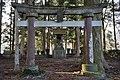 Inari-jinja in Hotaka-jinja (Kainose, Showa).jpg