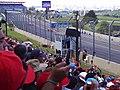Indicação dos Comissários (SC-Safety Car) para Felipe Massa no GP Brasil de Fórmula 1 em 2006. Felipe Massa venceu o GP Brasil de 2006, sendo o primeiro piloto brasileiro a vencer depois da Era Senna. - panoramio.jpg