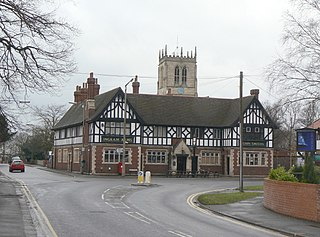 Hatfield, South Yorkshire Town and civil parish in South Yorkshire, England