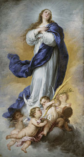<i>Ineffabilis Deus</i> 1854 papal bull by Pope Pius IX that defines the Immaculate Conception of Mary as dogma