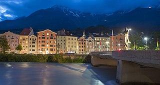 Innsbruck Capital city of Tyrol, Austria