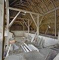 Interieur, schuur tijdens restauratie - Gaastmeer - 20321160 - RCE.jpg