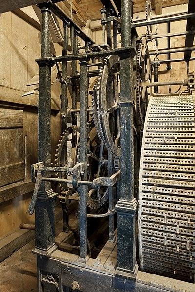 File interieur toren begane grond overzicht linksvoor - Makers van het interieur ...