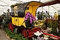Internationale Orchideen- und Tillandsienschau Blumengärten Hirschstetten 2016 Postkutsche.jpg