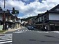 Intersection on Mount Kōya.jpg