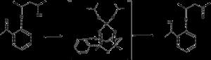 Meerwein–Ponndorf–Verley reduction - Intramolecular Meerwein–Ponndorf–Verley reduction