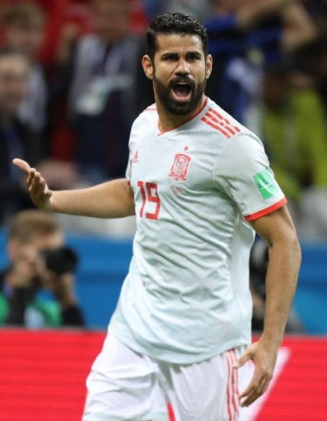 Spain vs Russia Betting Tips - Diego Costa