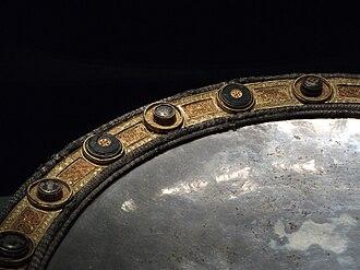 Derrynaflan Chalice - Detail