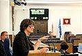 Irena Lipowicz 16 posiedzenie Senatu VIII kadencji.JPG