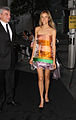 Isabel Lucas with Sidney Toledano in Sydney 2013 (2).jpg