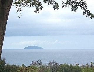 Uninhabited island of Puerto Rico (U.S.)