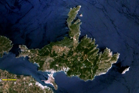 Island of Poros, Saronikos Bay, Greece (seen from orbit).png