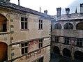 Issogne Castello d'Issogne Innenhof 6.jpg